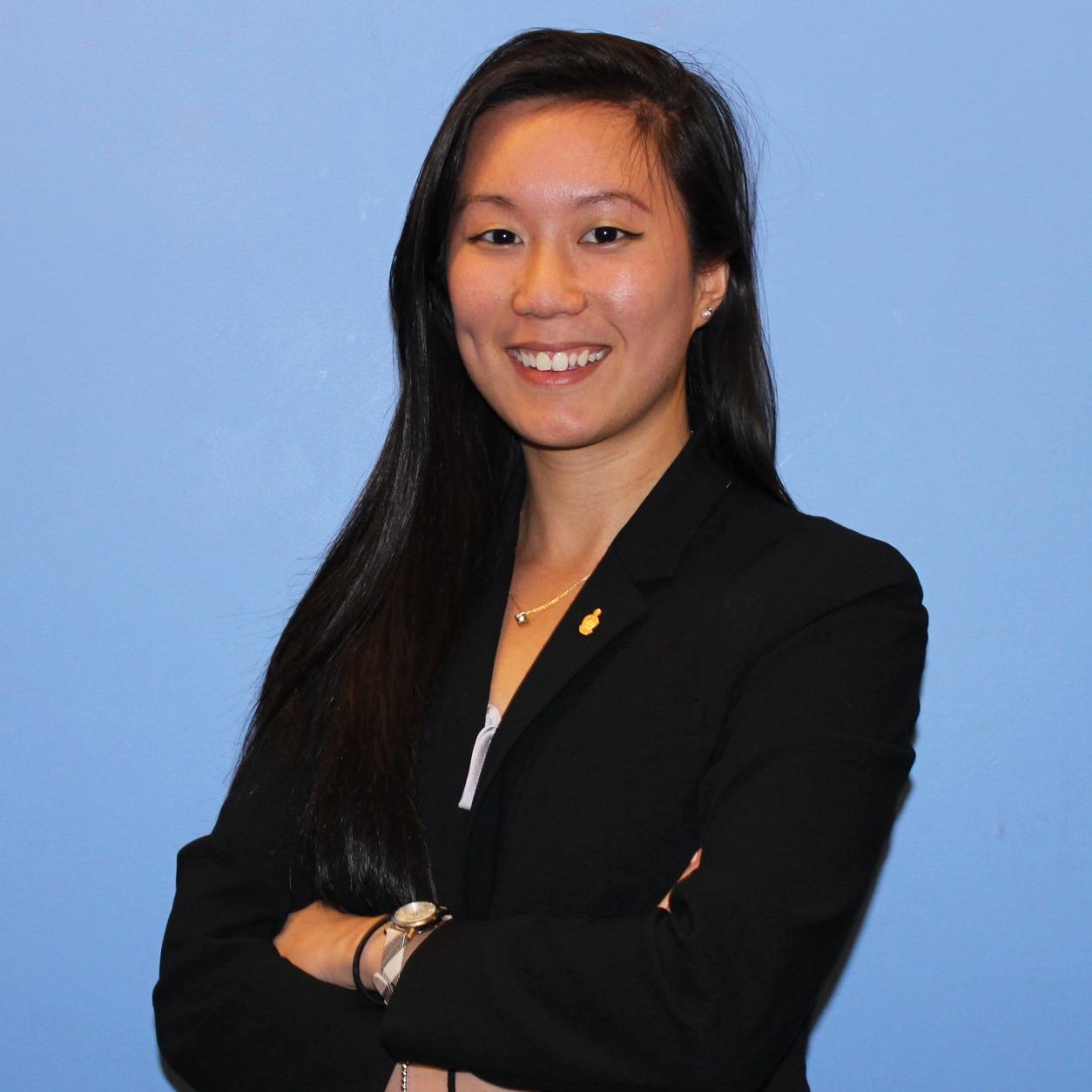 Tracy Chou   JP Morgan