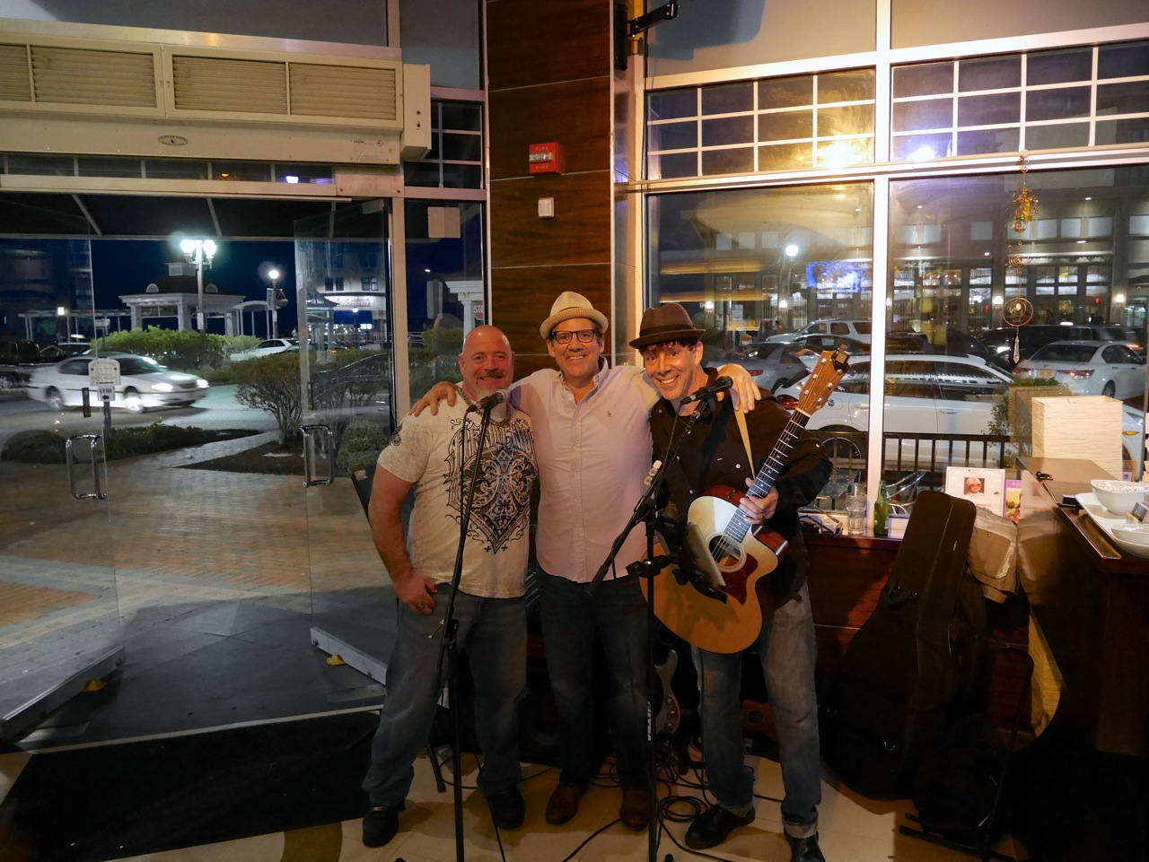 Joe, Lou & Al
