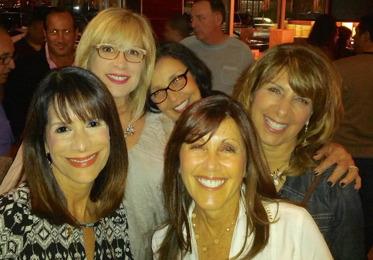 Donna and the girls