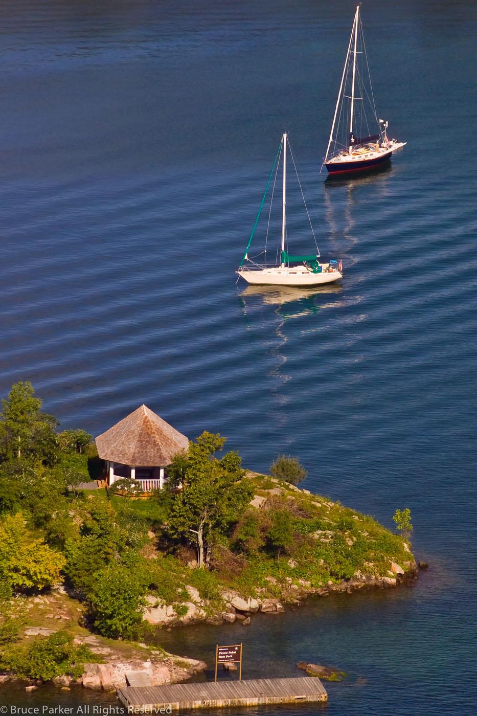 Sail Boats at Rest
