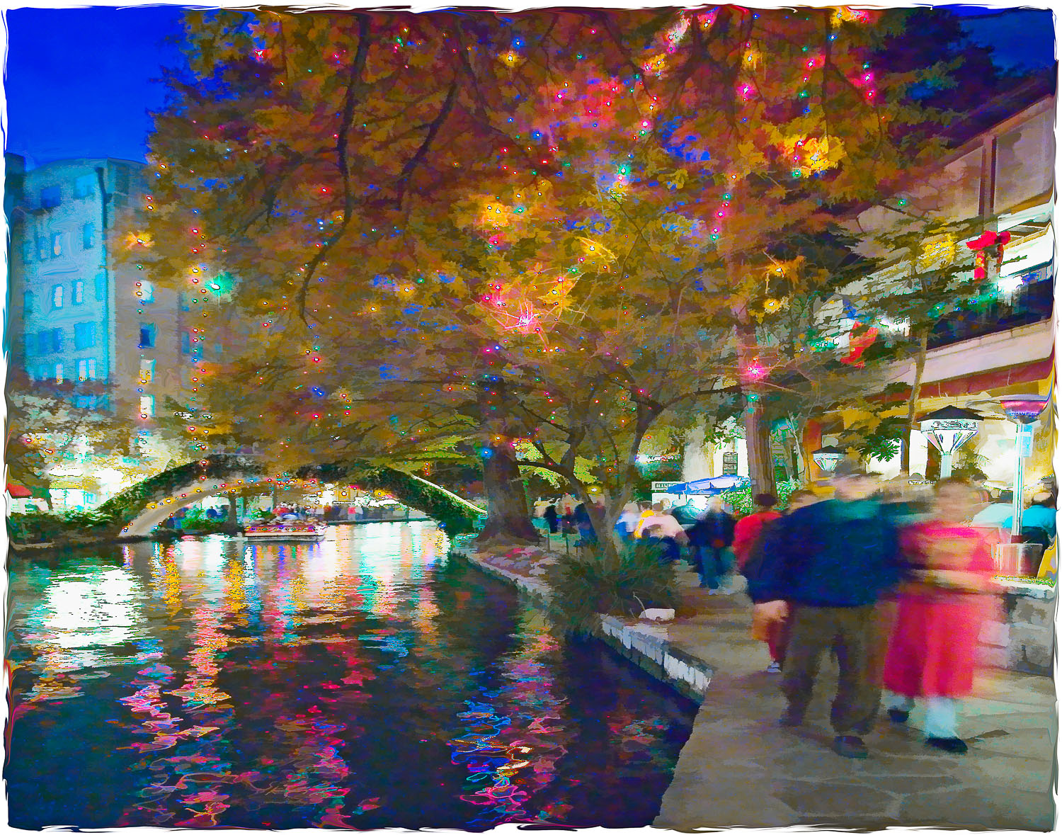 Riverwalk Holiday 2