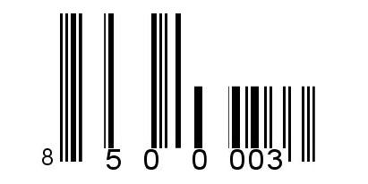 Processed Milk (Damaged Barcode)