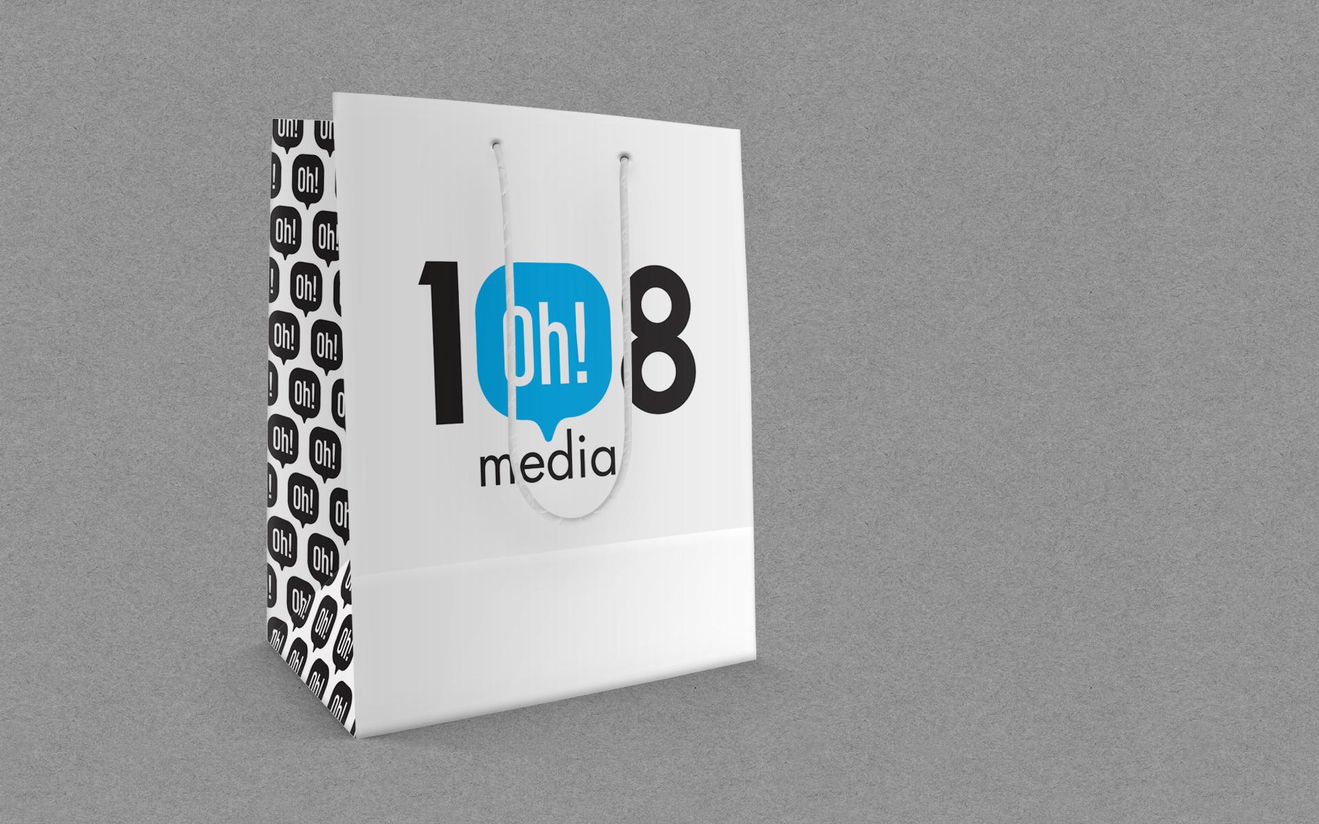 108 Media Bag