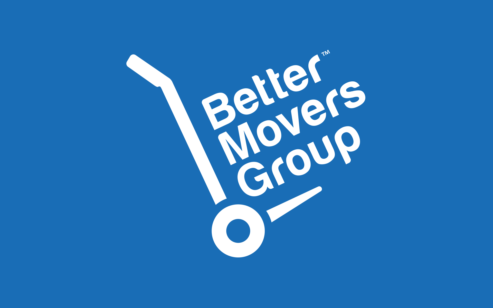 Better Movers Logo Blue