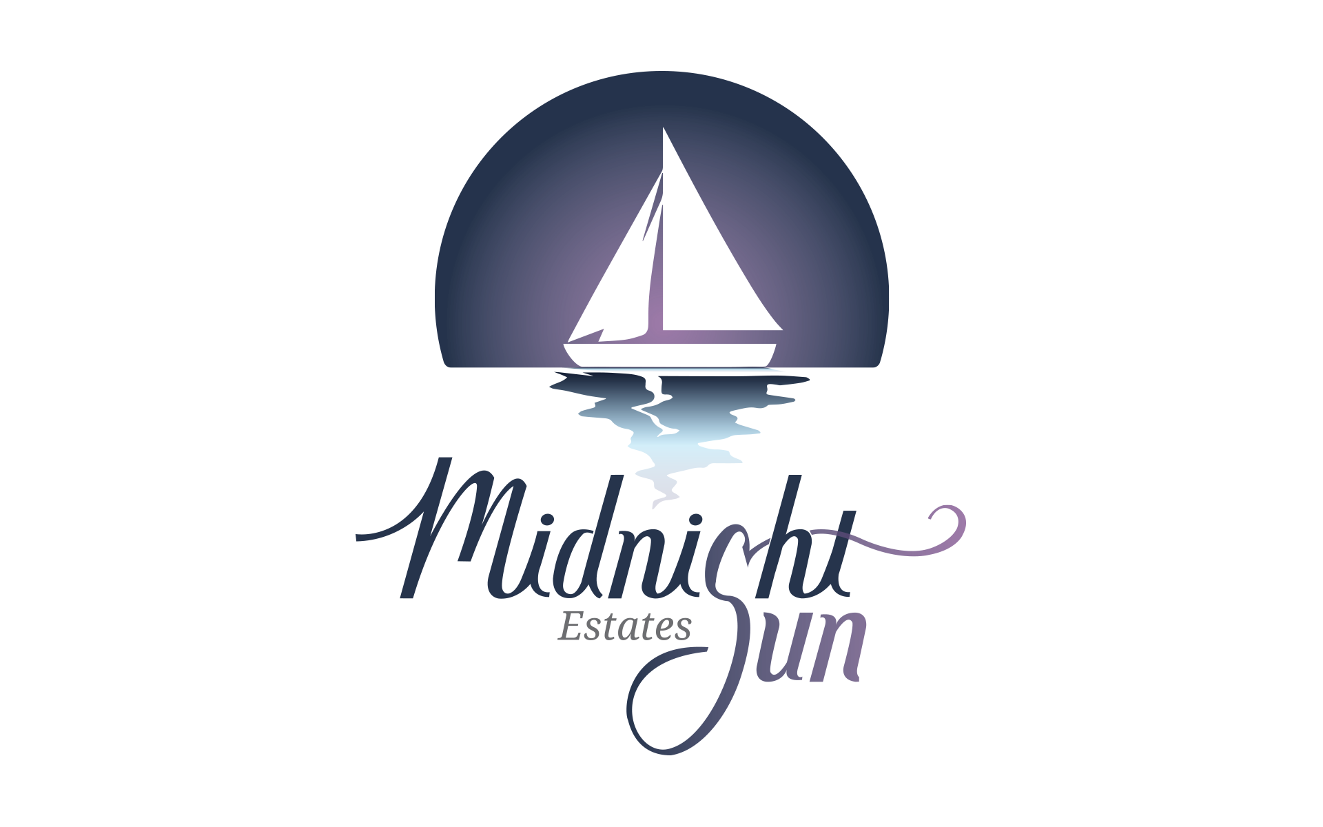 Midnight Sun Estate Logo