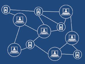 Blockchain, Photo courtesy of Pixabay.