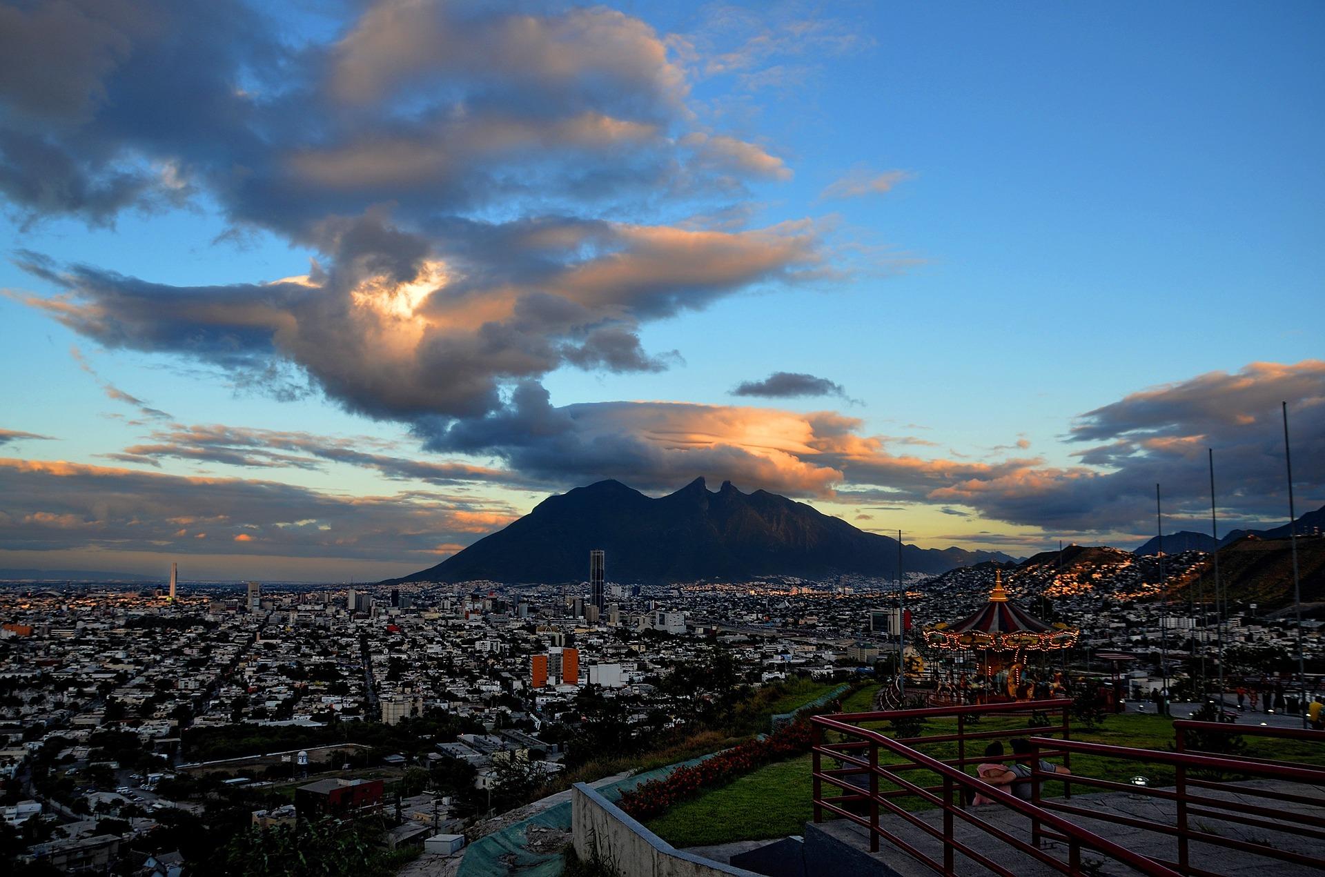 Monterrey, Mexico  Photo courtesy of Pixabay