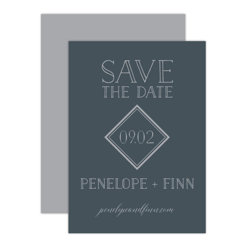 Vines Save the Date