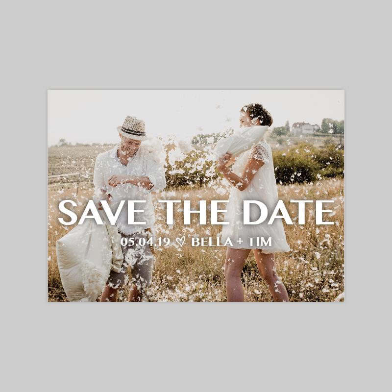 Bella Save the Date