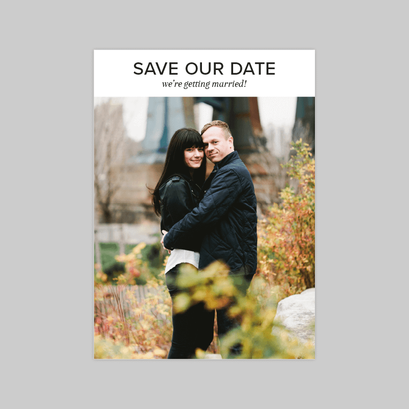 Krista Save the Date