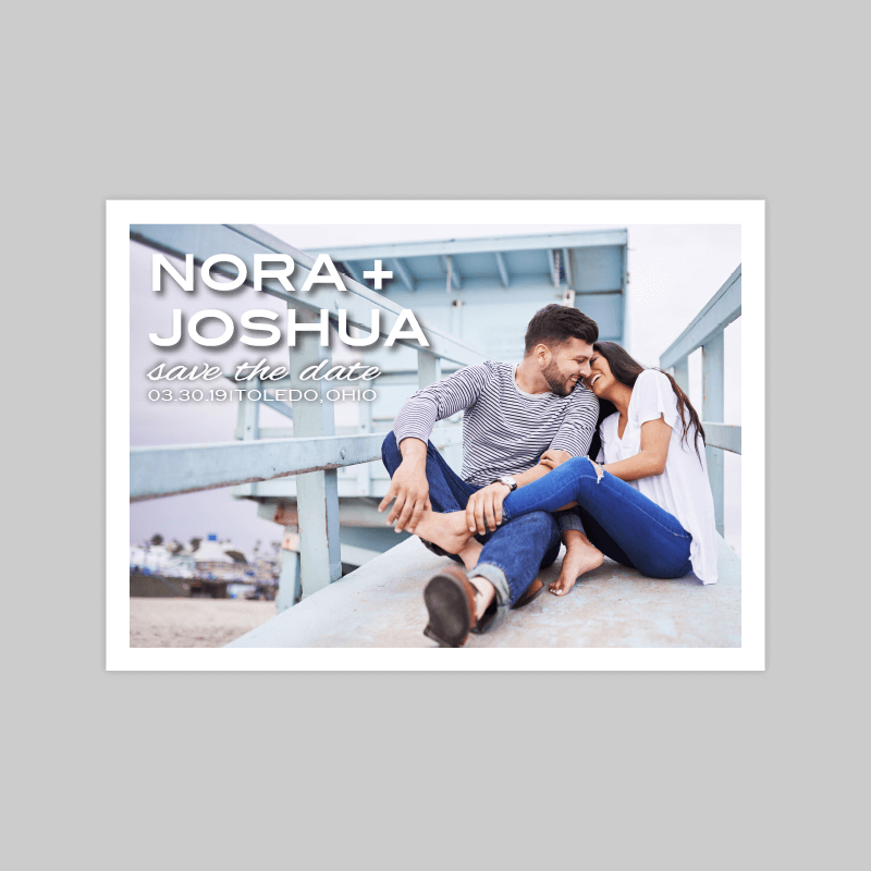 Nora Save the Date