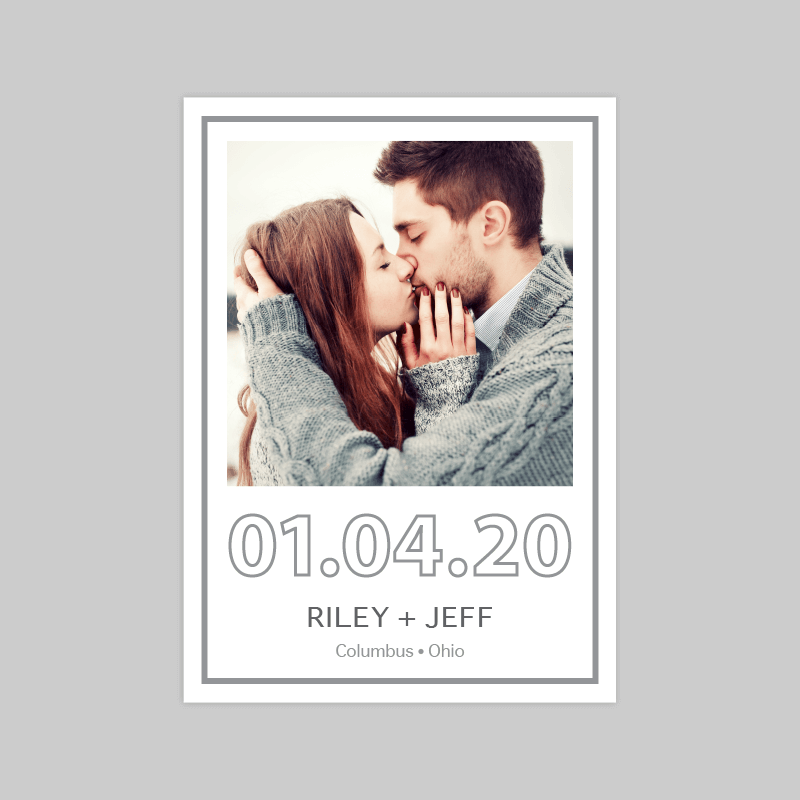 Riley Save the Date