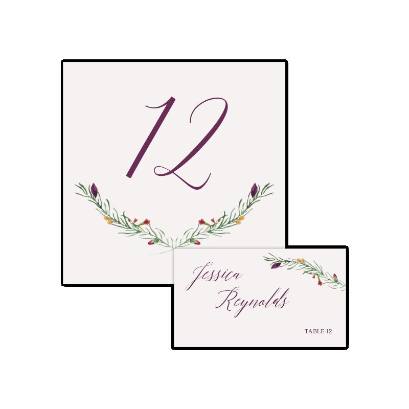 Floral Laurel - Table Number-Escort.png