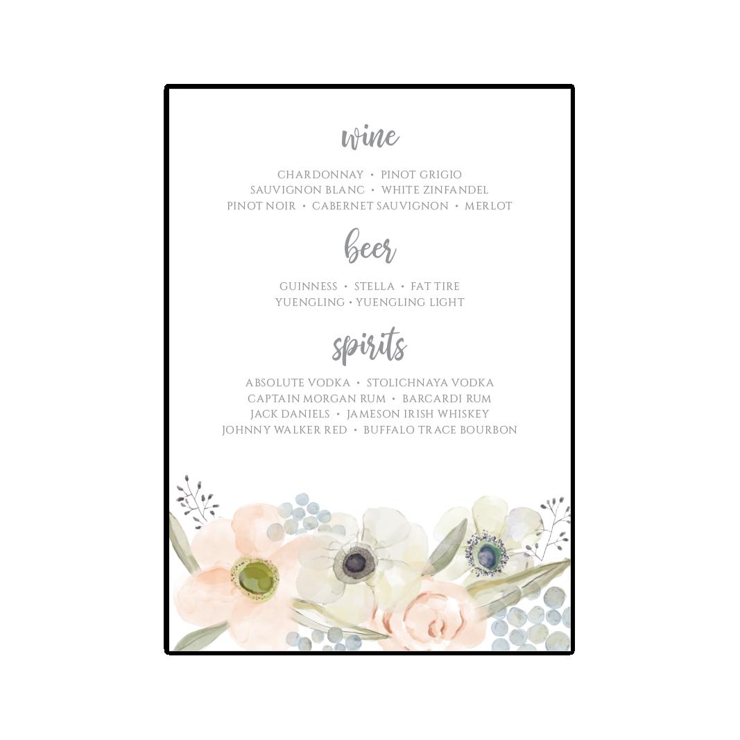 Watercolor Blooms - Drink Menu.png