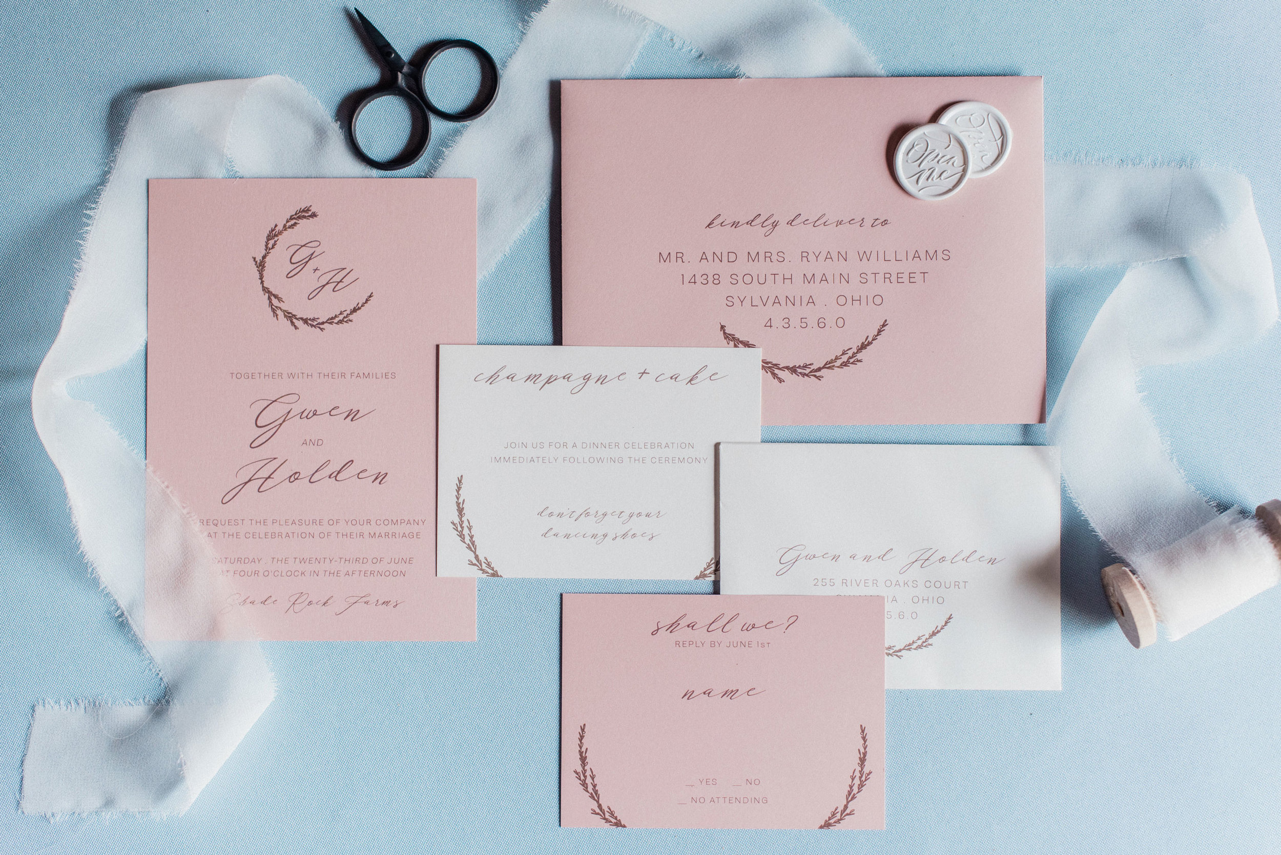 Most Common Wedding Invitation Mistakes // Uppercase Designs