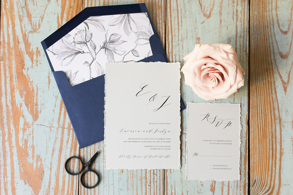 Uppercase Designs Invitations