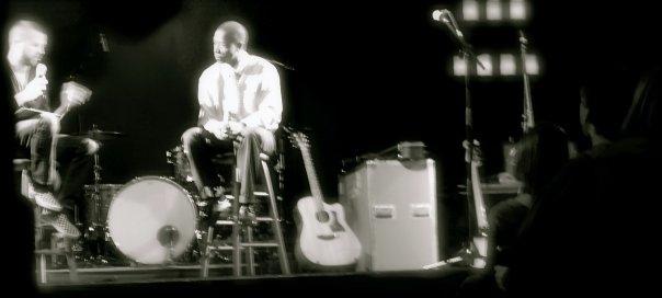 Boniface speaks at UBC in Waco Texas.