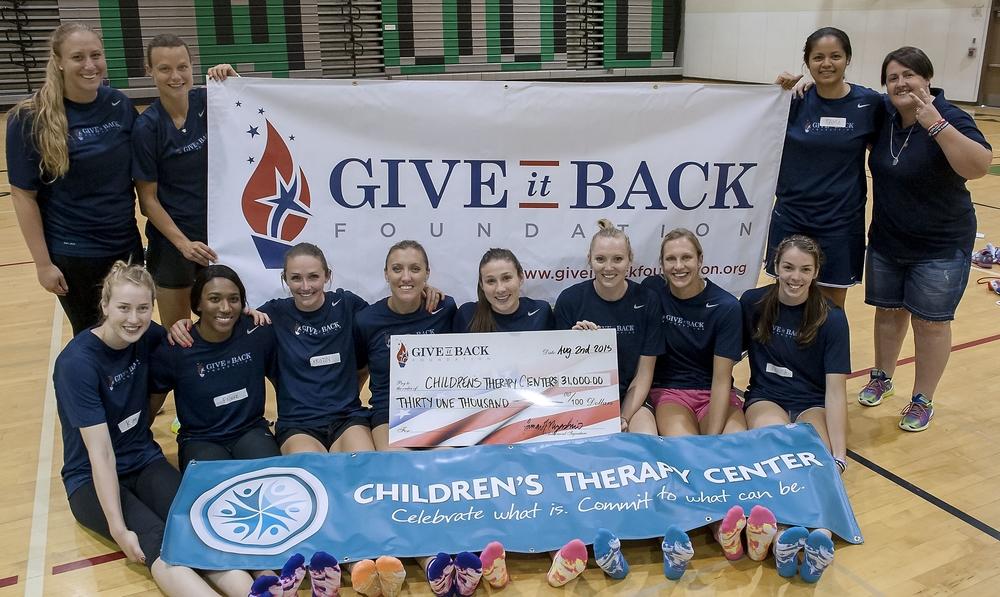 501c3 Specialist - USA Volleyball Women