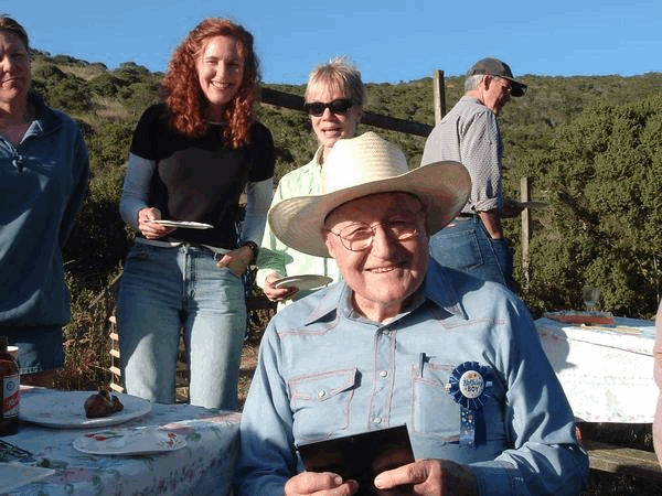 Gene Poole's 95th Birthday