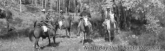 BackCountry Horsemen of California - North Bay Unit