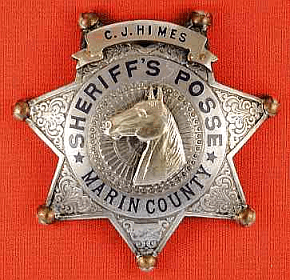 Marin County Mounted Posse