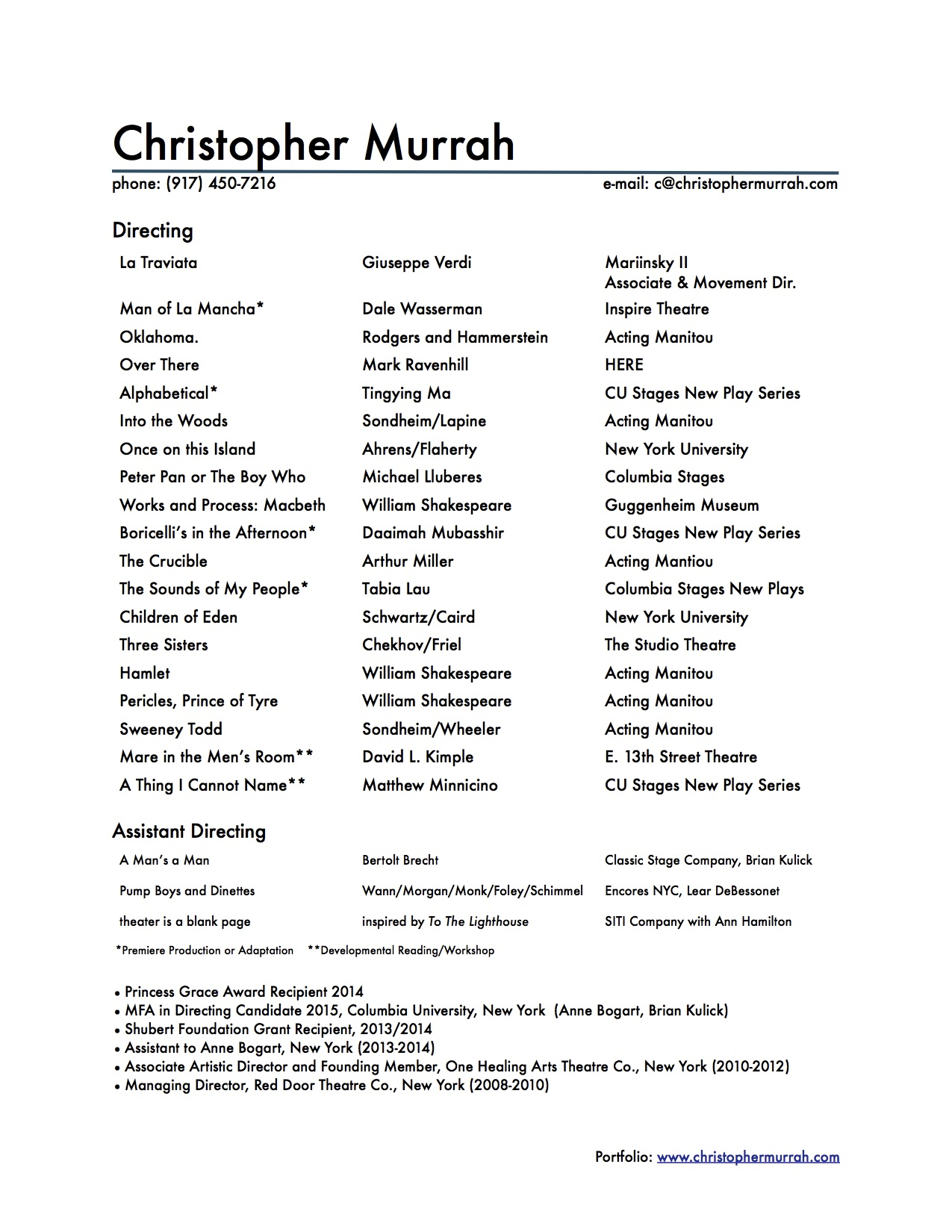 Christopher Murrah Director Resume.jpg