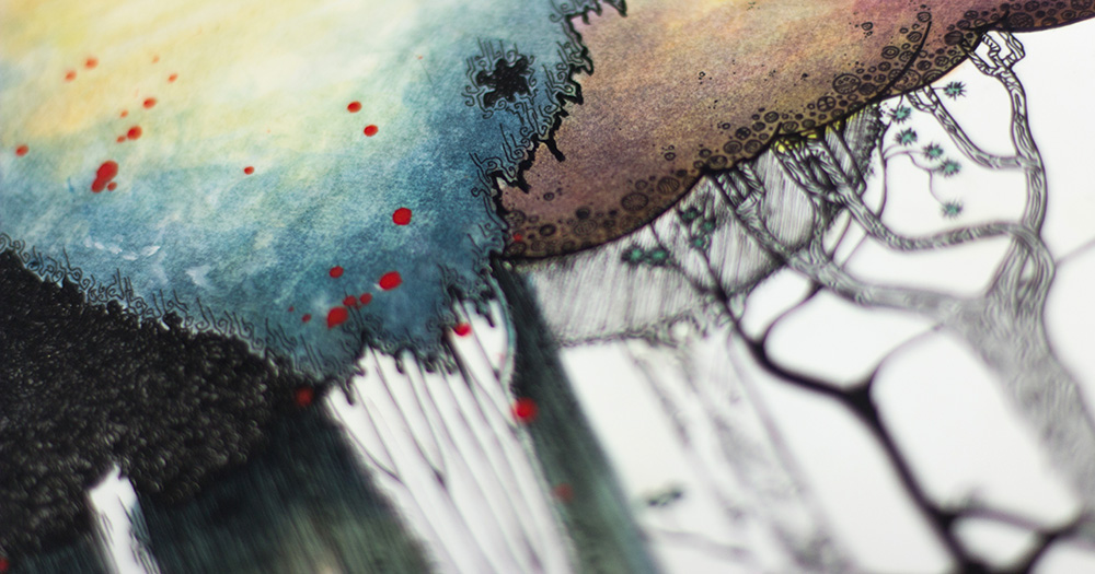 The Ethereal Rift (detail)