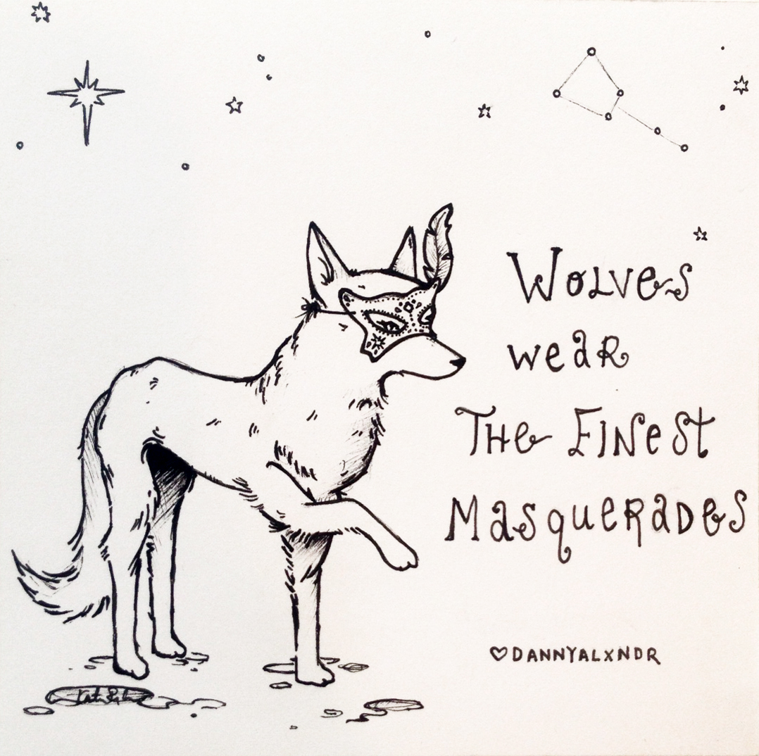 Wolves Secrets (Quote by Danny Alexander)