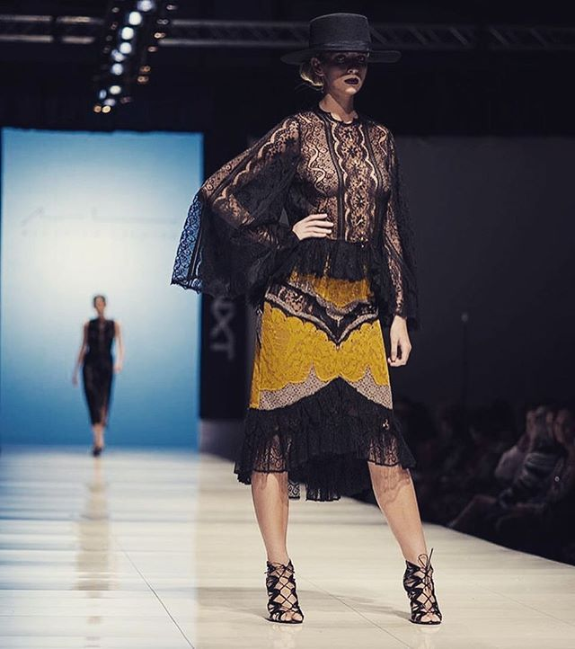 Lace makes everything better. #lacy #racy #fashionxt #fashiondesign #fashionshow #fashion #march