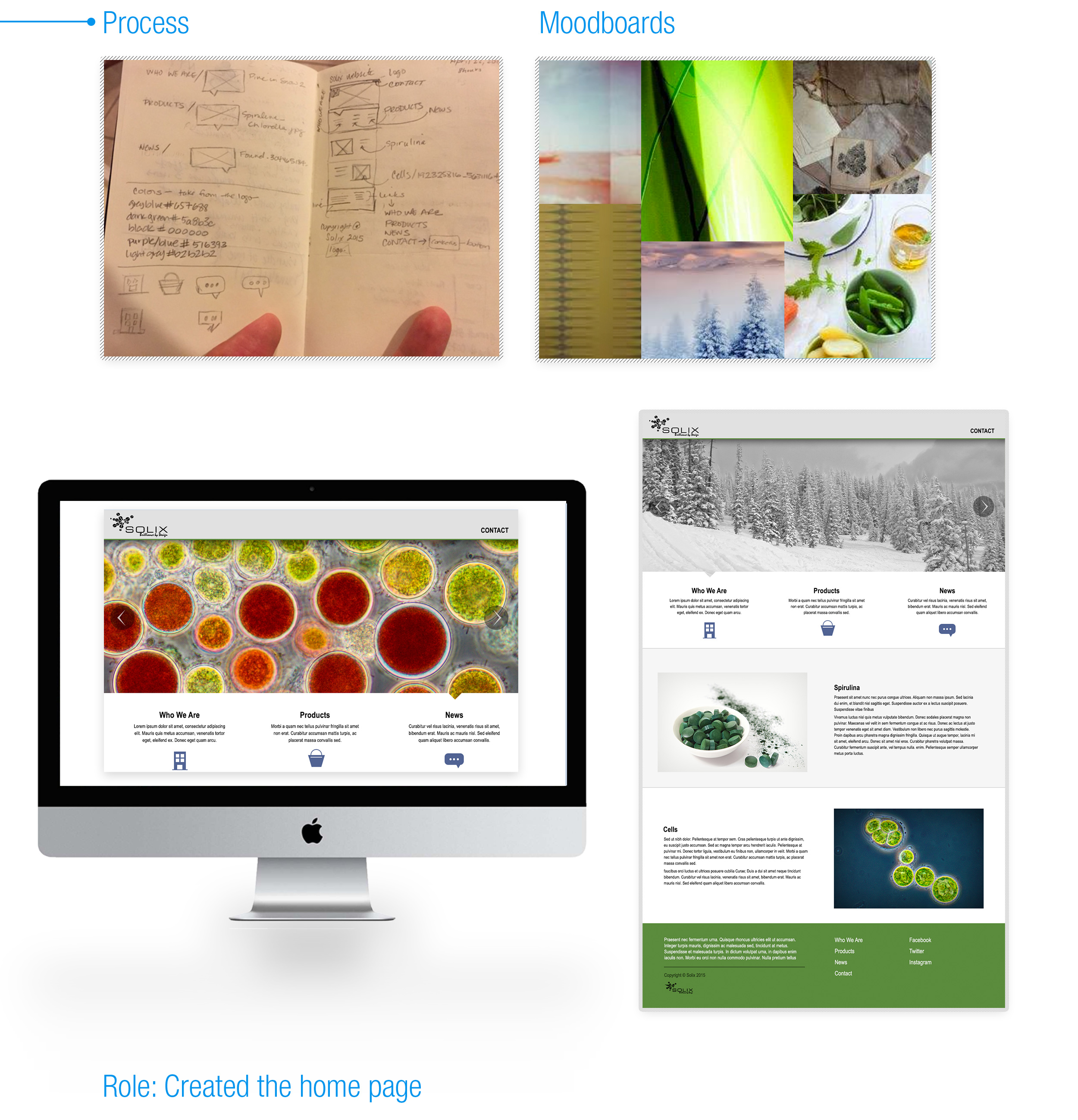 Solix Biosystems Website