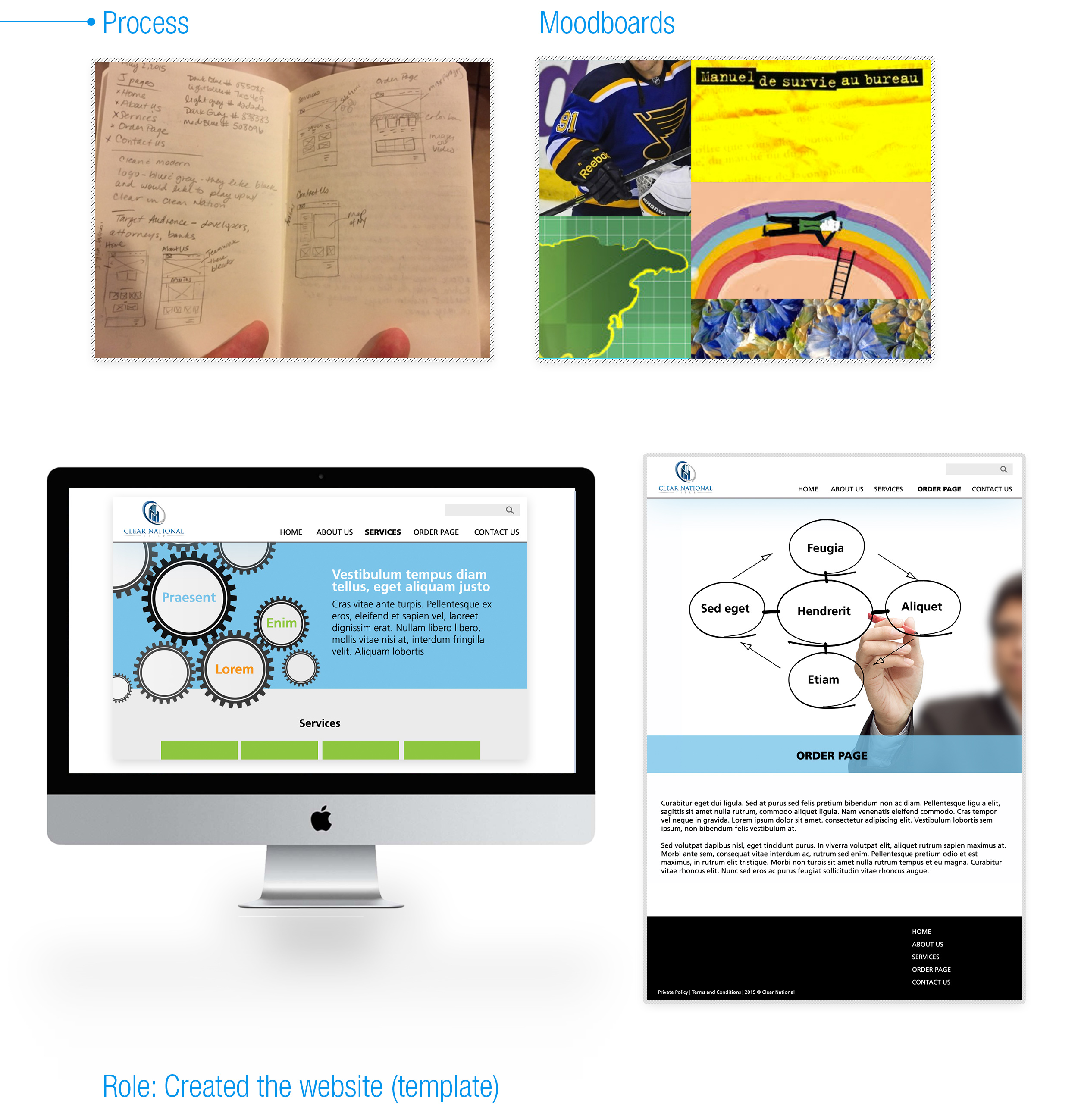 Clearn National Website