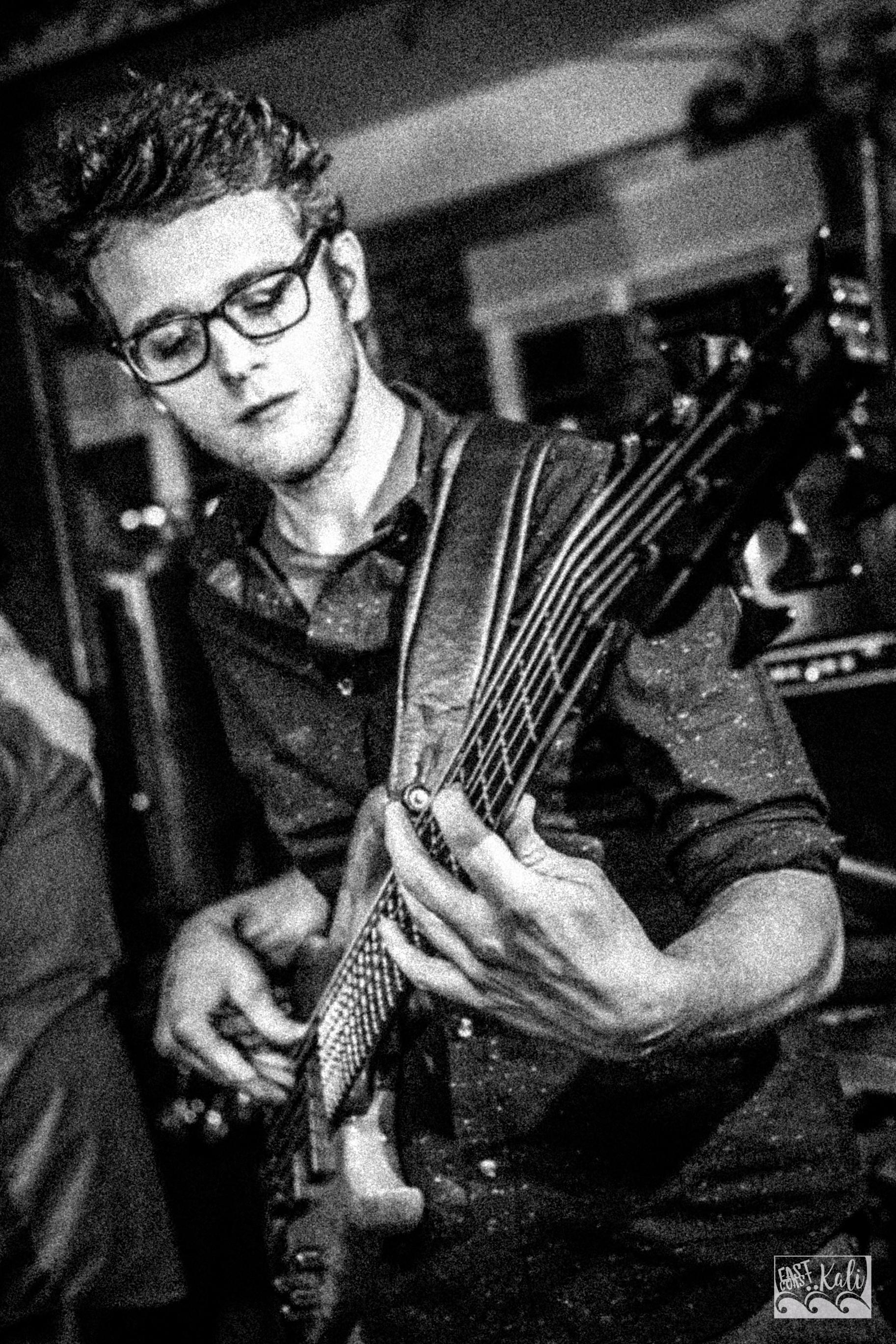 James DeNatale - Bass