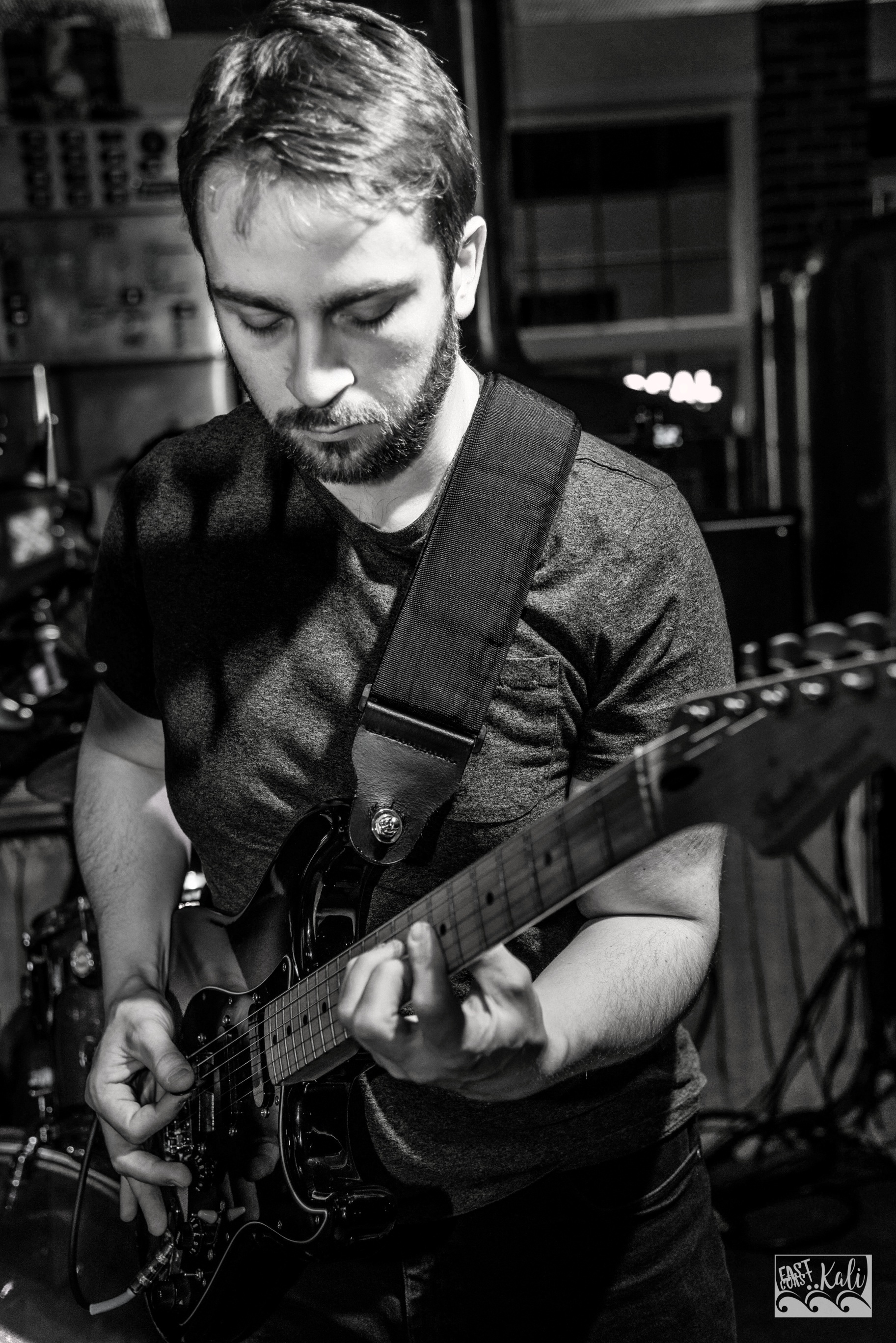 Mike Plume - lead guitar