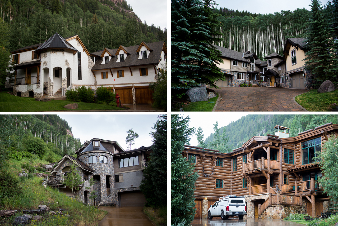 How beautiful are these home in Vail!?!