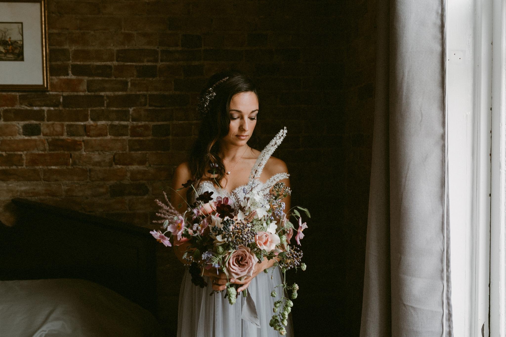 Cottage Wedding Photographer + Northern Wildflower.jpg