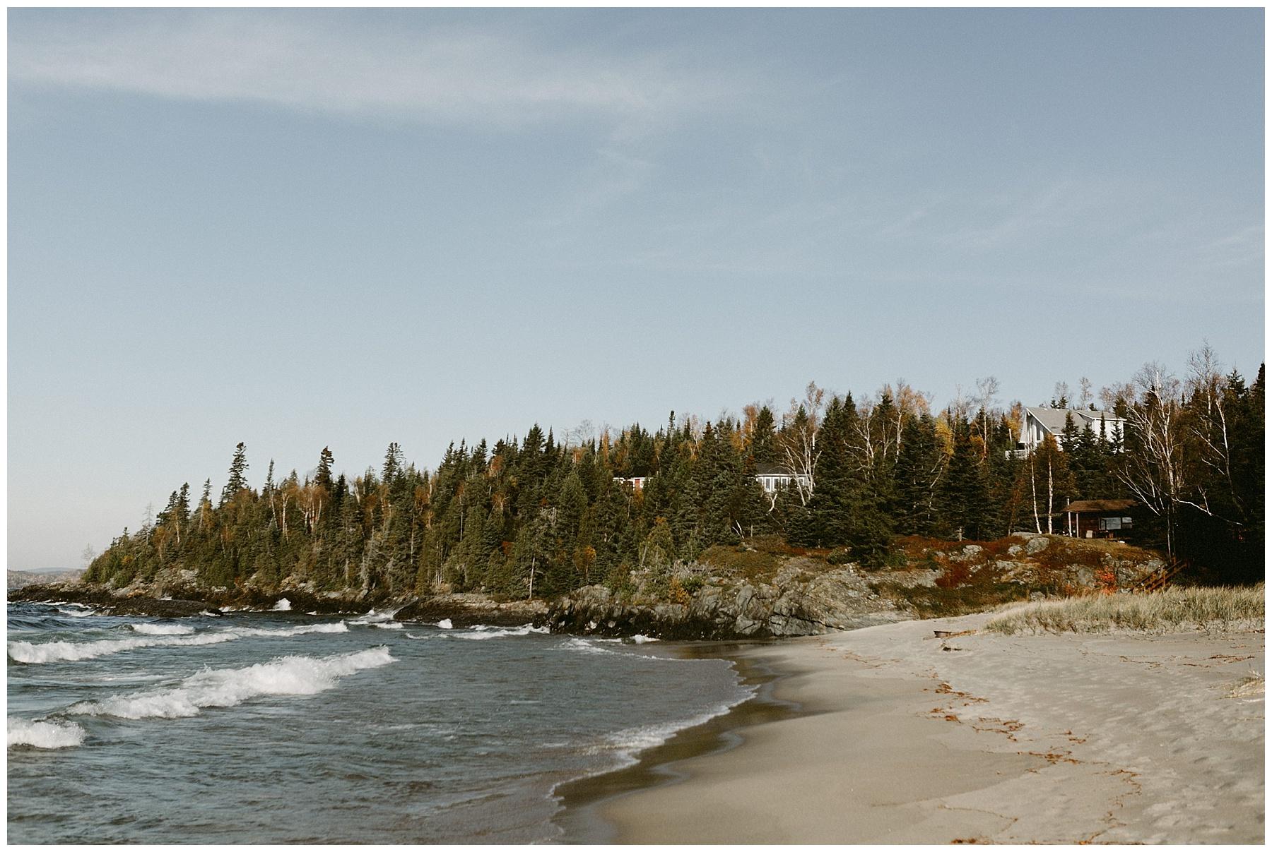 Cottage Wedding Northern Ontario - Rock Island Lodge - Northern Wildflower 4.jpg