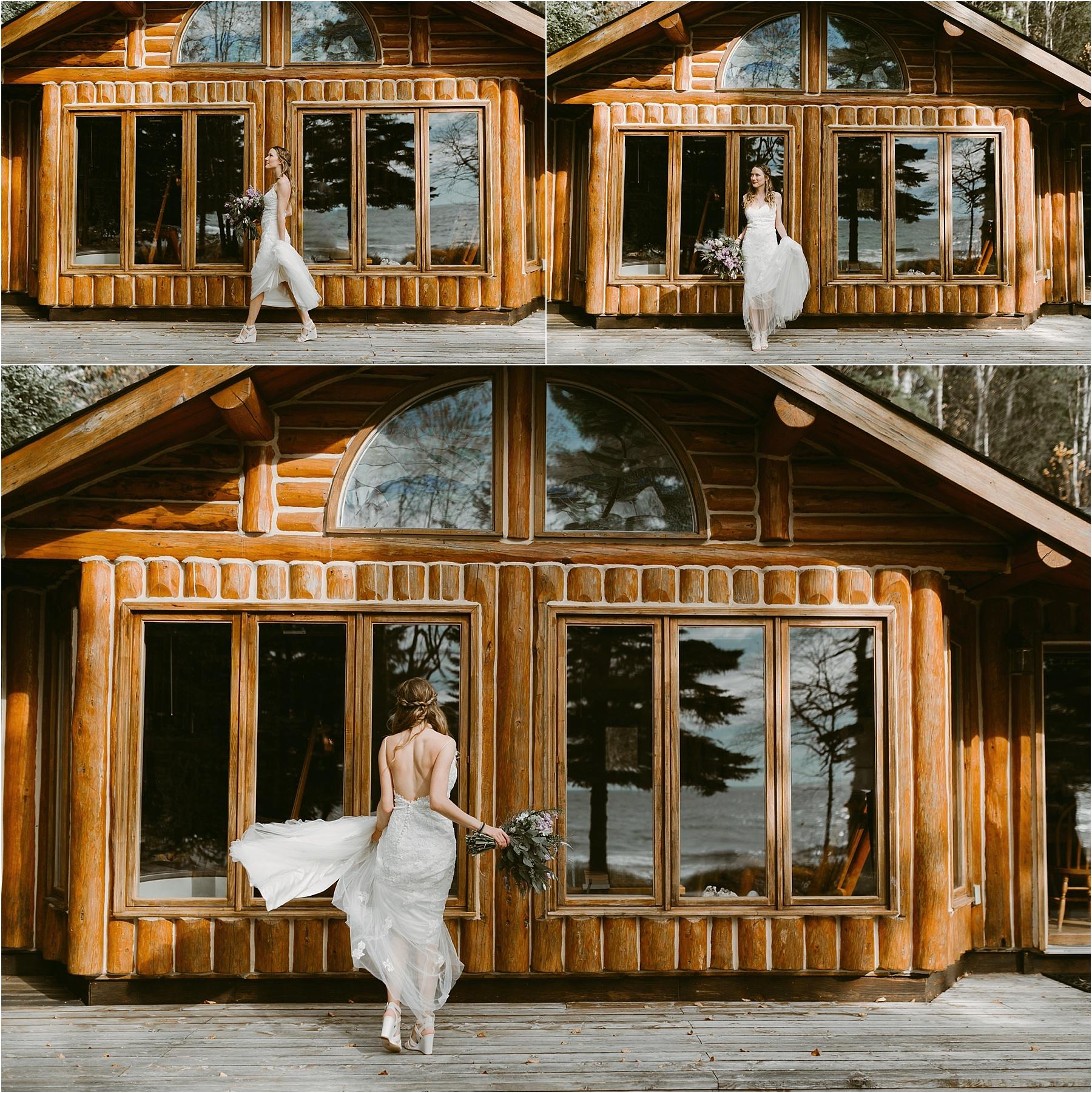 Cottage Wedding Northern Ontario - Rock Island Lodge - Northern Wildflower 60.jpg