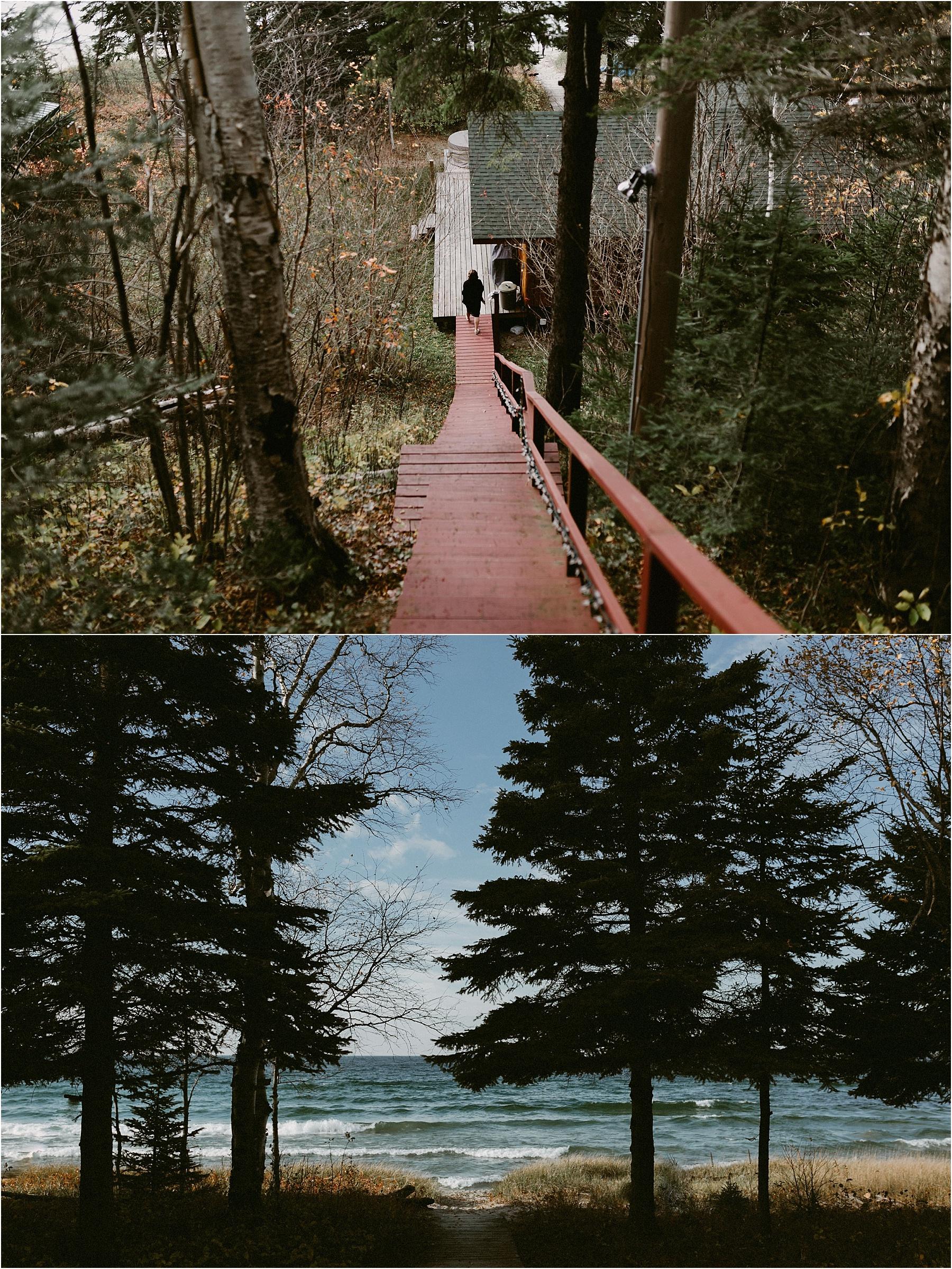 Cottage Wedding Northern Ontario - Rock Island Lodge - Northern Wildflower 62.jpg