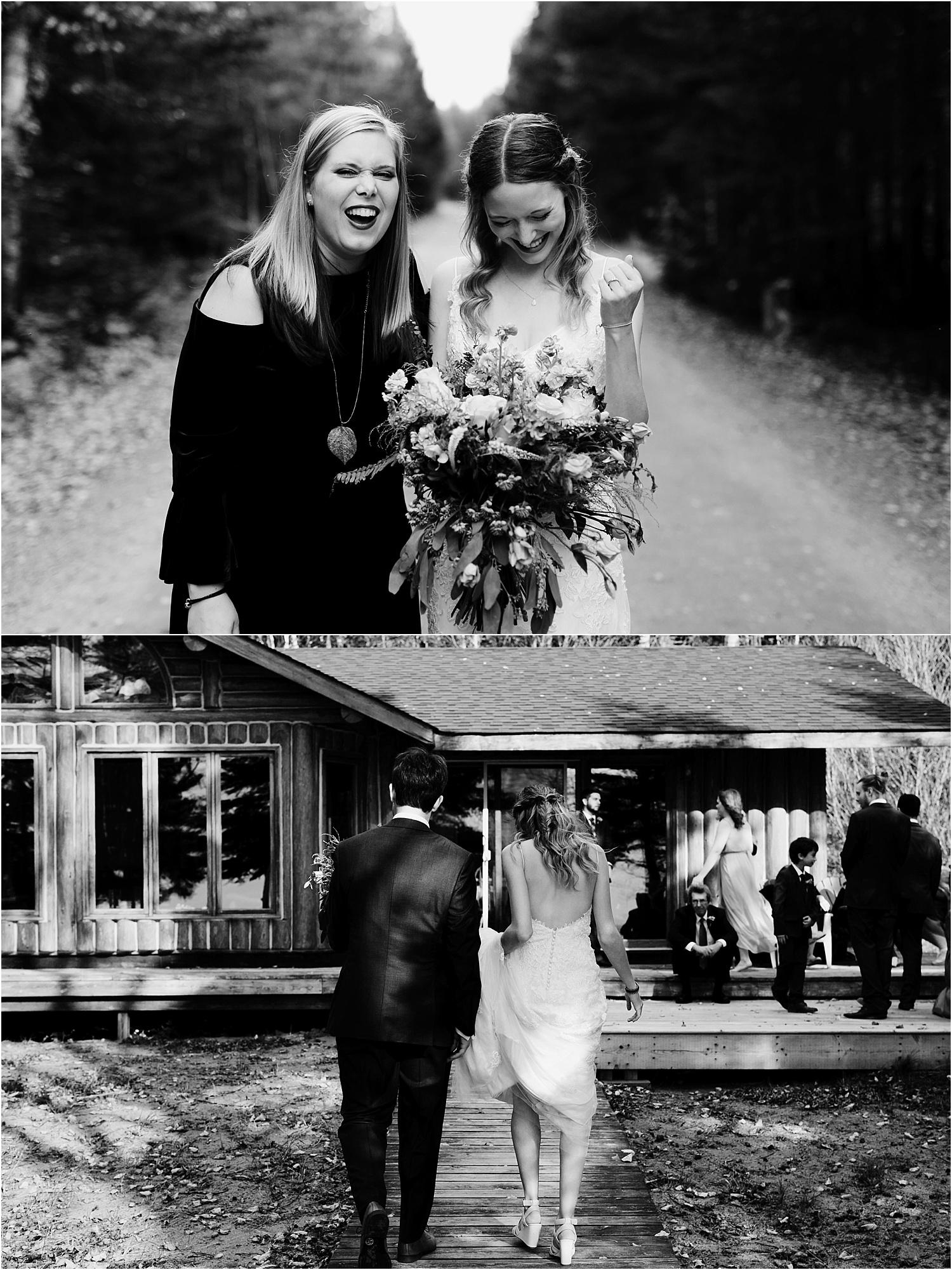 Cottage Wedding Muskoka Wedding Photographer - Northern Wildflower 8.jpg