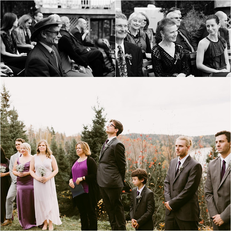 Cottage Wedding Muskoka Wedding Photographer - Northern Wildflower 11.jpg