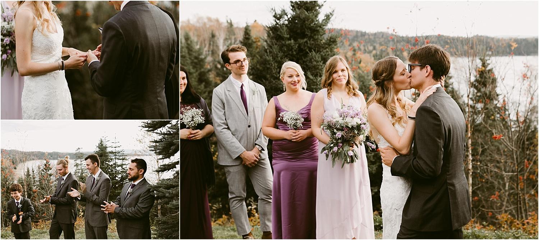 Cottage Wedding Muskoka Wedding Photographer - Northern Wildflower 15.jpg