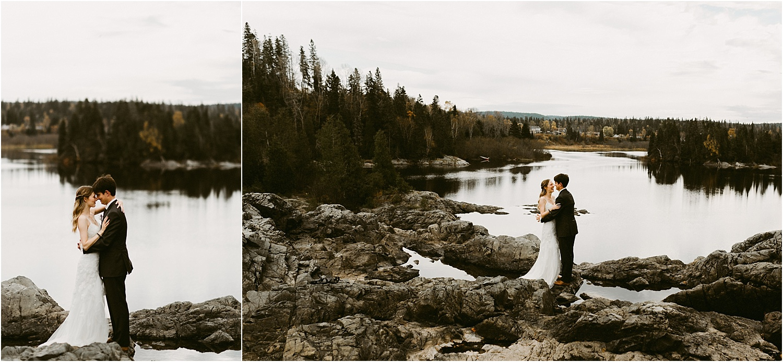 Cottage Wedding Muskoka Wedding Photographer - Northern Wildflower 26.jpg