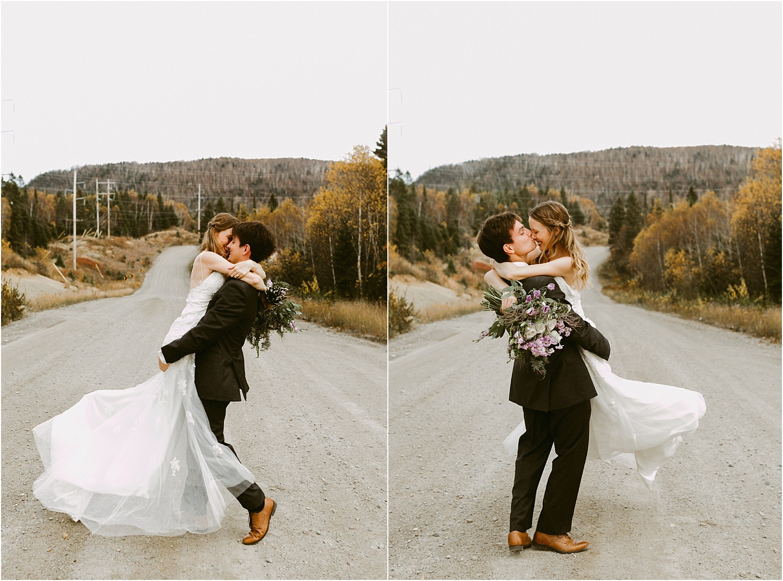 Cottage Wedding Muskoka Wedding Photographer - Northern Wildflower 28.jpg