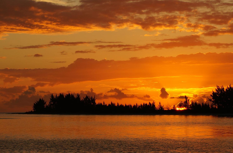 Anegada Sunset