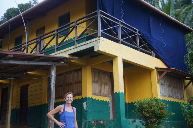 Eco Lodge on Isla Parida