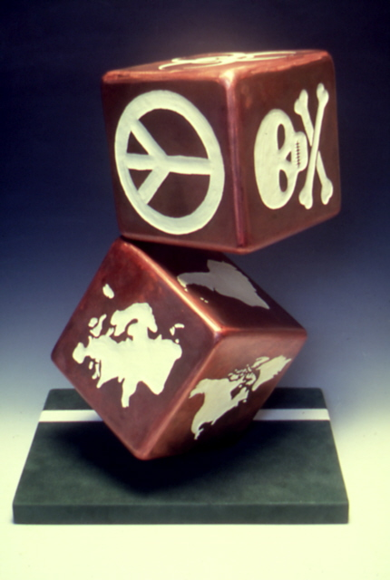 """Apparatus No.5-No Dice"""