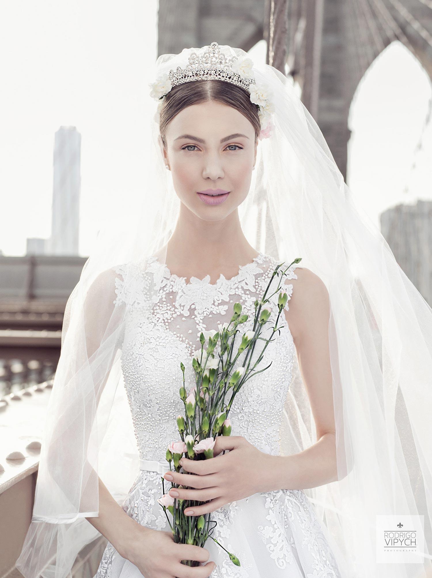 Maquiagem de noivas por Suelen Johann em Nova York