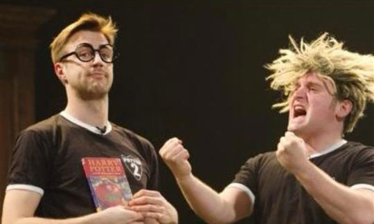 Potted Potter, 2013
