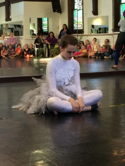 The Ugly Duckling  Pennsylvania Regional Ballet  Original Score: James Casey  Dancer: Haley Baker  Photo: Beth Baker