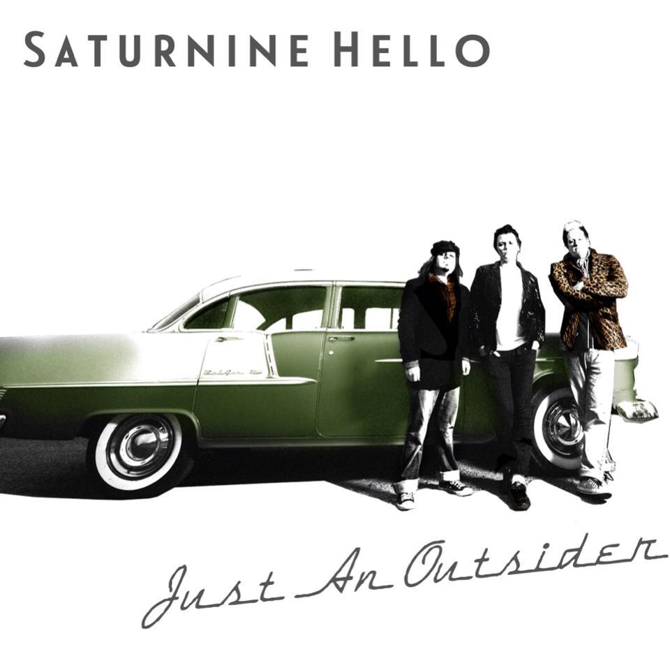 Saturnine Hello - Glam Rock